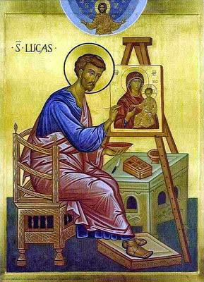 Heiliger Lukas